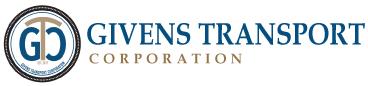 Givens Transport Corporation Logo
